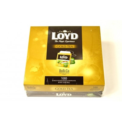 Loyd Gold tea 100szt....