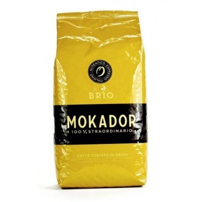 Kawy ziarniste - Mokador Brio